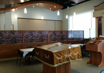 Jewish Shul and learning centre, Thornhill, membership