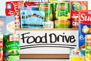 Thornhill Kosher Food Drive