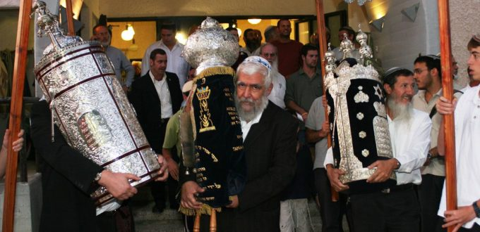 Hachnasat Sefer Torah Indian Sfardi Thorhill Westmount