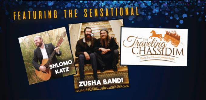 Havdallah concert shlomo katz zusha band ted talks jewish