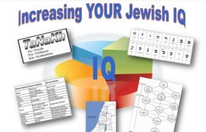 Increasing your Jewish IQ class Thornhill