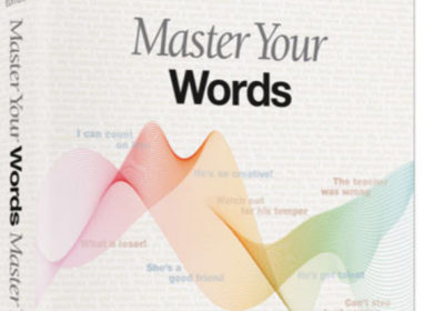 Master your words master your life Thornhill orthodox synagogue book club