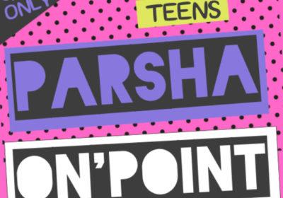 Parsha on point life advice jewish torah thornhill