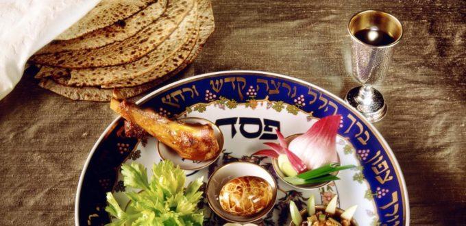 Passover Jewish Thornhill 2017 Shul Matza real
