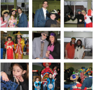 Purim Parties Thornhill pics