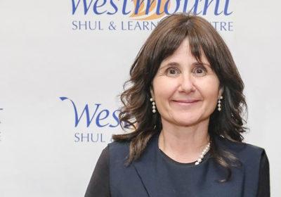 Rebbetzin Gail Michalowicz Thornhill