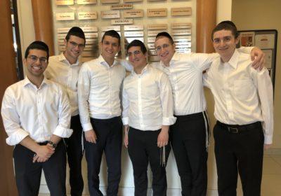 SEED Program Dovid Aryeh Ari Yoni Yechiel Yaakovac