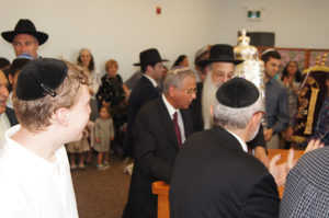 Hachnasat Sefer Torah 2017