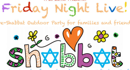 Leil shabbos party weekly
