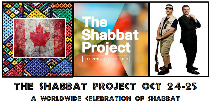 Worldwide shabbat project thornhill