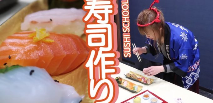 sushi school thornhil orthodox jewish events