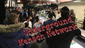 underground mentchen thornhill jewish young men