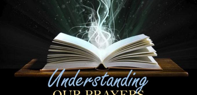 understanding prayers Michalowicz Jewish Thornhill