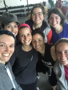 workout for westmount thornhil jewish women fundraiser