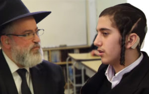 Deaf students thrive in Yeshiva setting